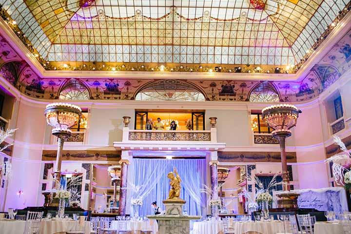 Аренда светового оборудования на свадьбу
