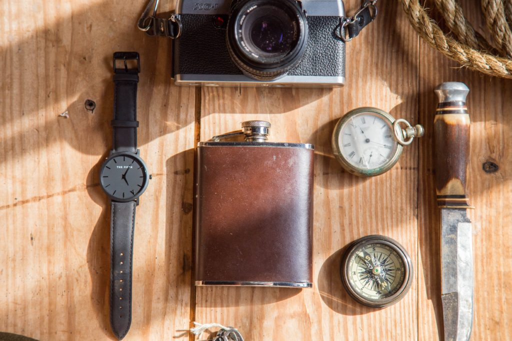 compass in your bug out bag