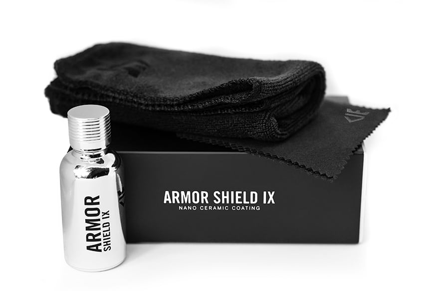1. Armor Shield IX DIY ceramic coating