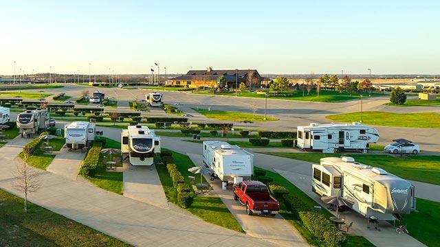 Choctaw RV Park
