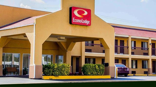 Econo Lodge McAlester
