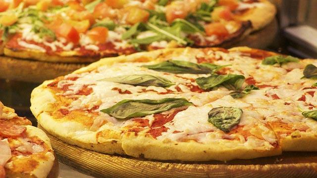 High Street Pizza
