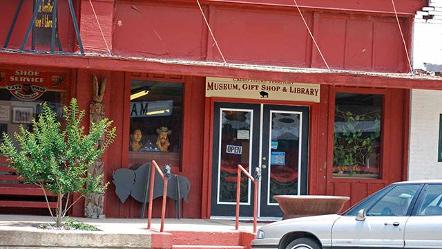 Indian Territory Museum
