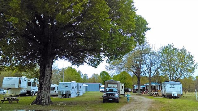 Sawyer RV Campground