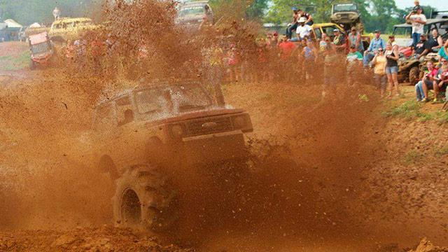 Texoma Mud Park