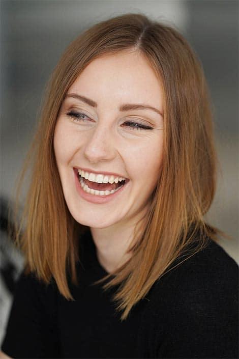 Wie bekomme ich solch ein natürliches Lachen beim Shooting hin?