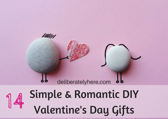 14 Simple DIY Valentine's Day Gifts