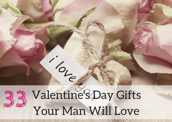 33 Valentine's Day Gifts Your Man Will Love