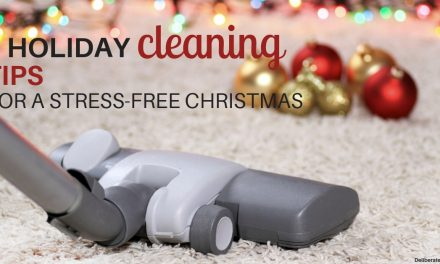 8 Holiday Cleaning Tips to Keep Your Home Spotless This Season