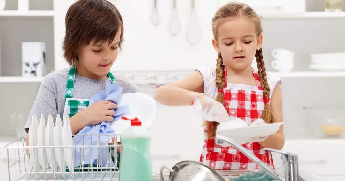 How to Get Kids to do Chores – 16 Creative Ways to Make Chore Time Fun