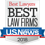 2018 Best Law Firms