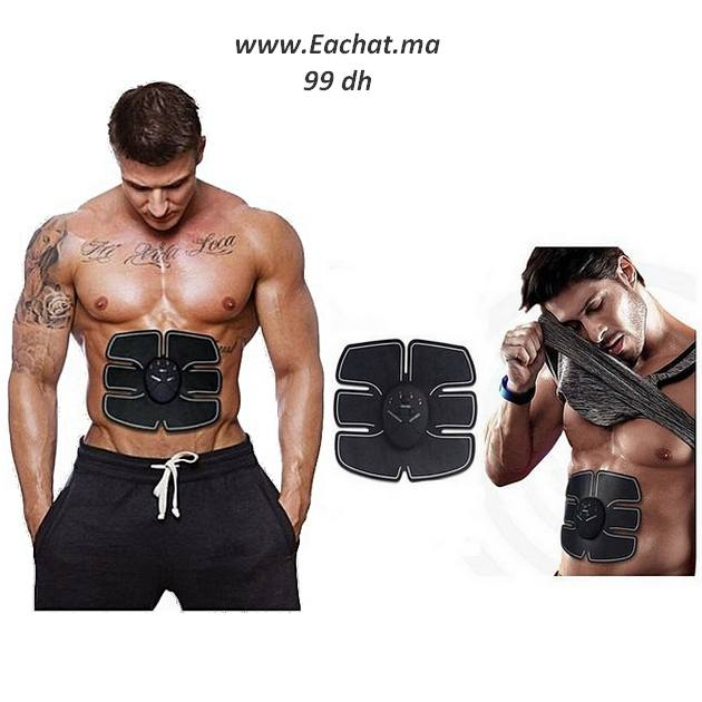 Mobile GYM 6 EMS Stimulateur musculaire professionnelle Home Fitness musclez vos abdominaux