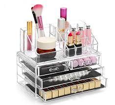 Boite de Rangement pour Maquillage et Bijoux