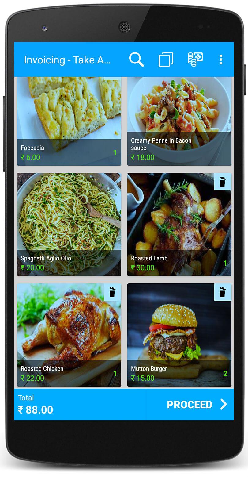 Continental Restaurant Software