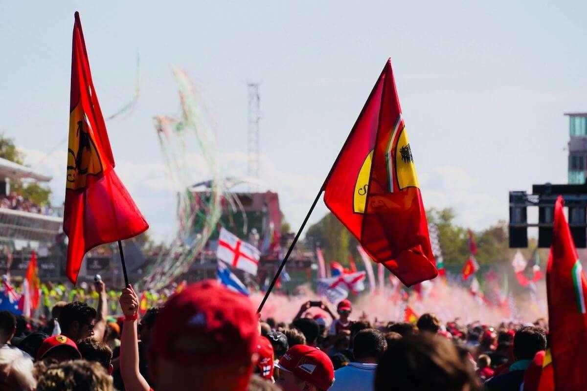 Trackside at Monza – 2020 Italian Grand Prix