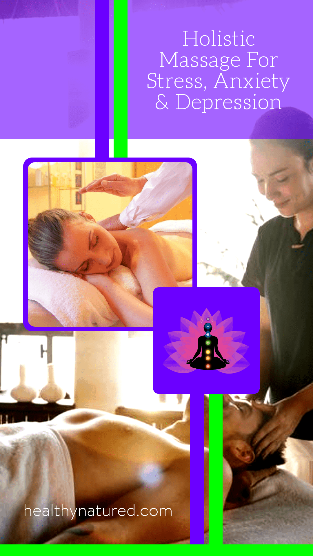 Holistic Massage To Reduce Stress (Your 5 Best Anxiety Reducing Tips)