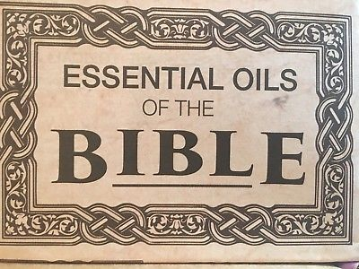 Doterra Essential Oils Of the Bible Kit w/ free Fractionated coconut Oil !