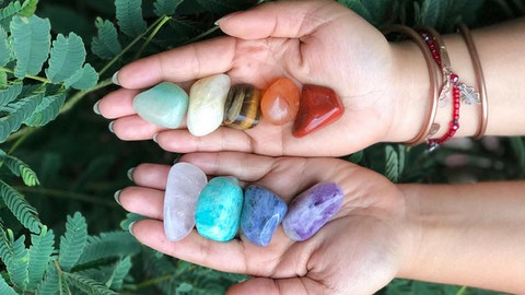 Crystal Healing: The Complete Certified Practitioners Course