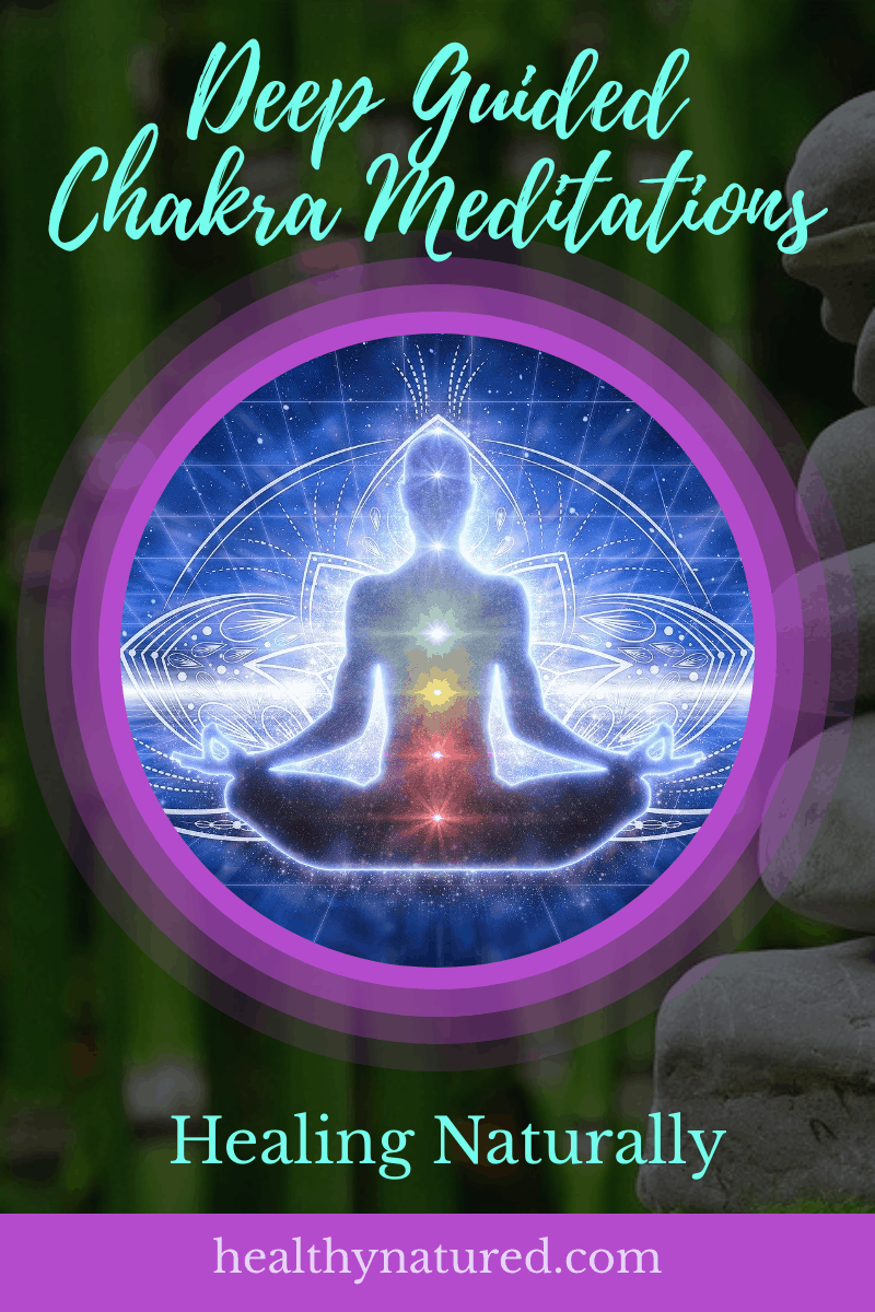 Deep Guided Chakra Meditation (9 For Leading A Successful and Extraordinary Life