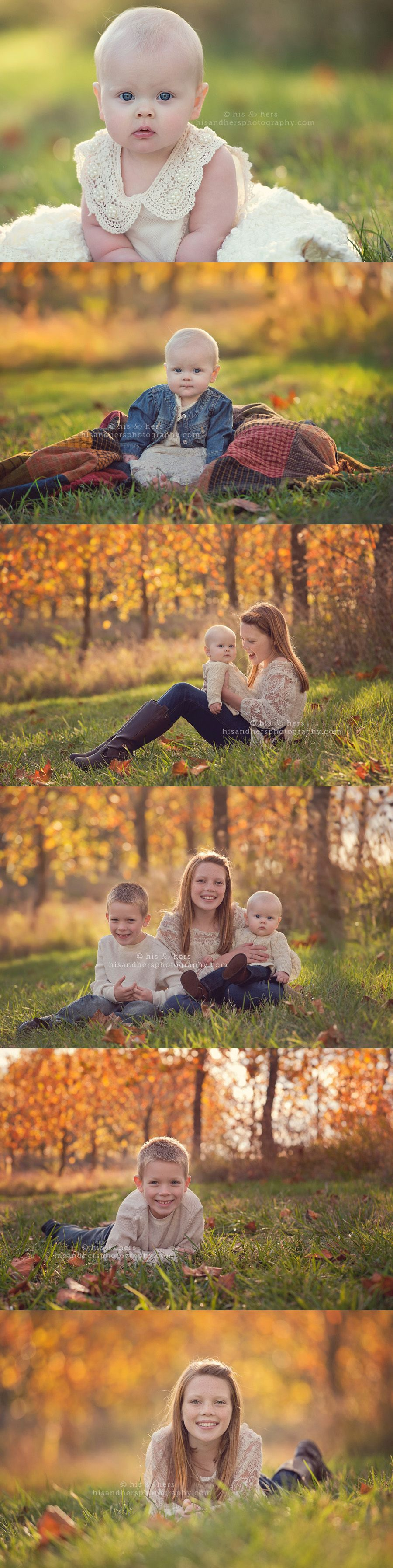 Baby + Sibling | Khloe, 6 months, Molly 9, Ryan 5