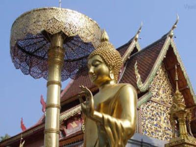 6. Doi Suthep Temple – Chiang Mai