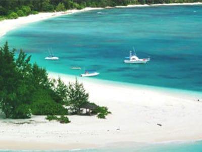 3. Denis Island.