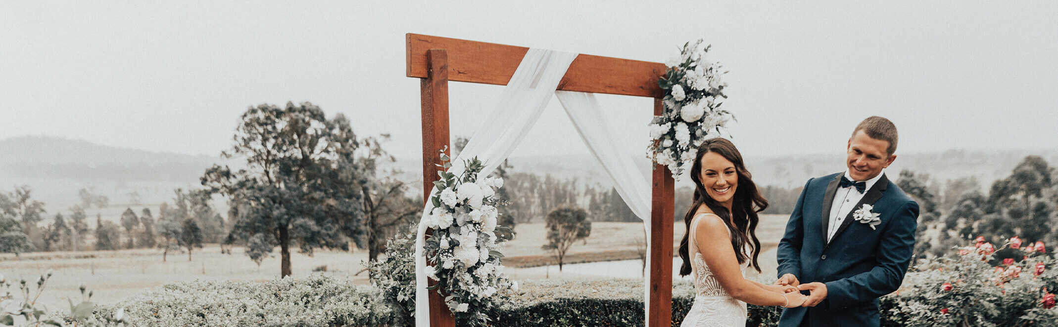 Planning the Perfect Country Wedding in Hunter Valley