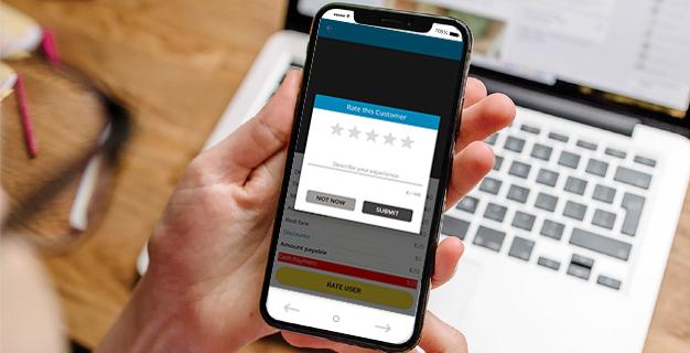 taxi dispatch software driver app