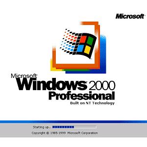 Windows 2000 ISO download: Windows 2000 free download 1