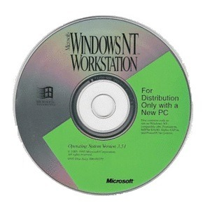 Download Windows NT 3.5, 3.51 ISO directly for free 1