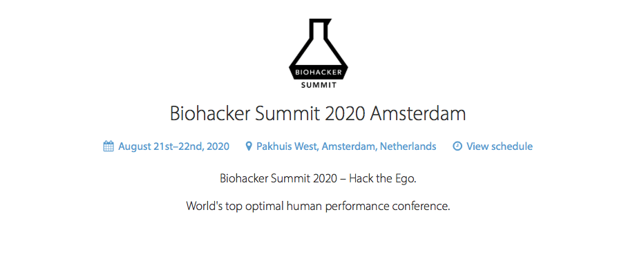 Biohacker Summit