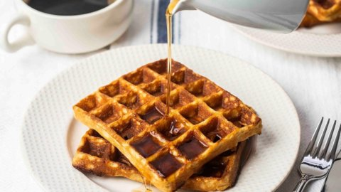 Kept Breakfast Waffles Recipe