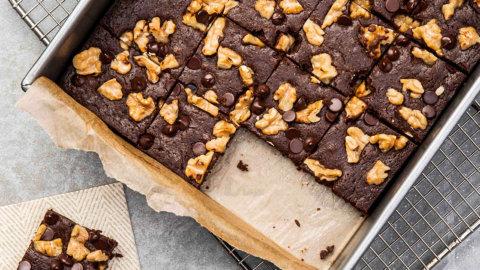 Keto Double Chocolate Brownies Recipe
