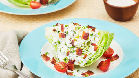 BLT Ranch Salad Recipe