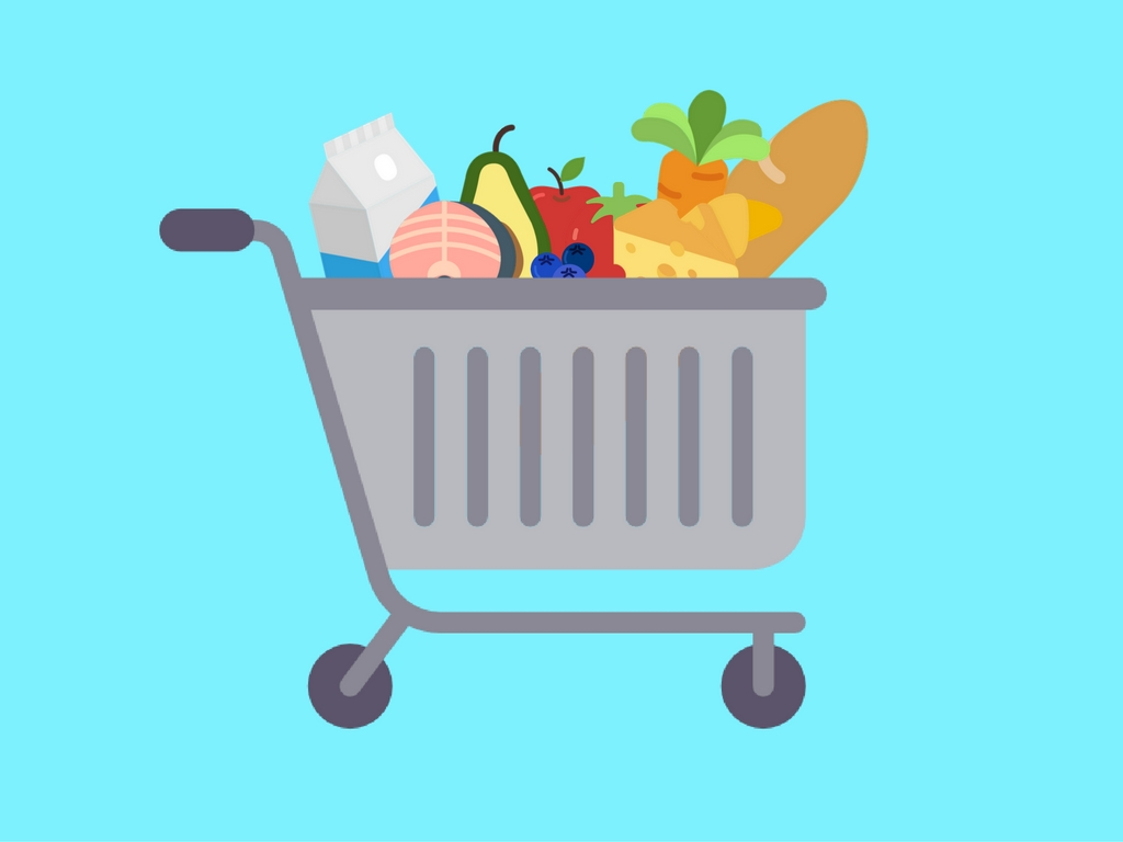 Infographic: How Much Does The Average Canadian Spend on Groceries?