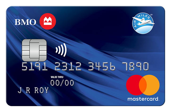 BMO® AIR MILES® MasterCard® (For Students)