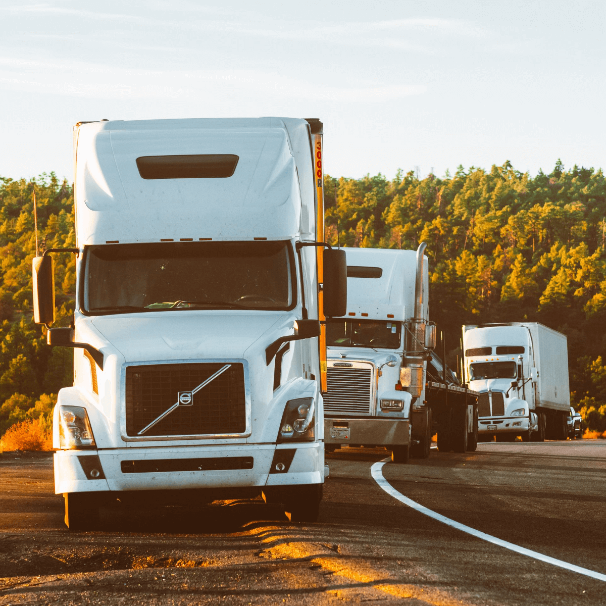The Best Semi-Truck Brands in Canada