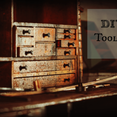 DIY Toolbox! Five Tools You Never Knew You Needed