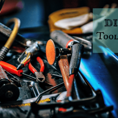 DIY Toolbox… 7 Power Tools To Start a Workshop!