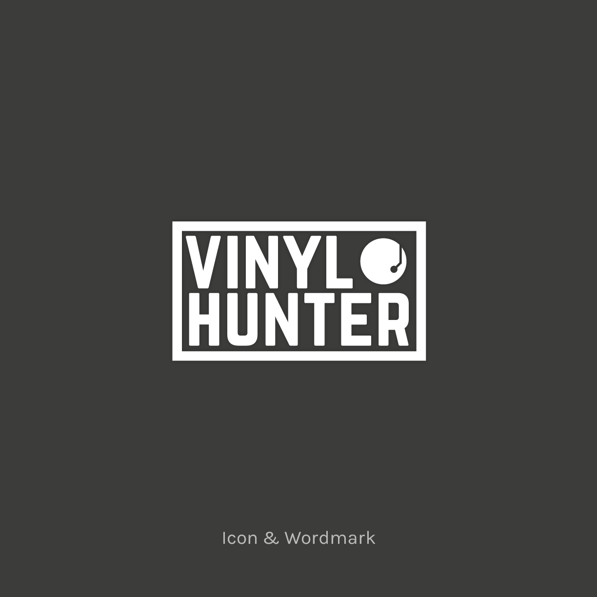 Vinyl Hunter Logo