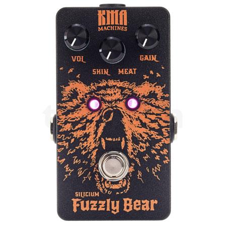 KMA Machines Fuzzly Bear Fuzz