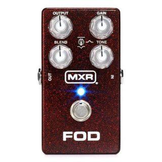New Pedal: MXR FOD Drive