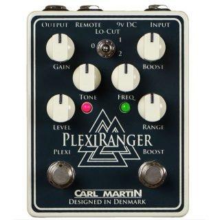 New Pedals: Carl Martin PlexiRanger Overdrive + Boost