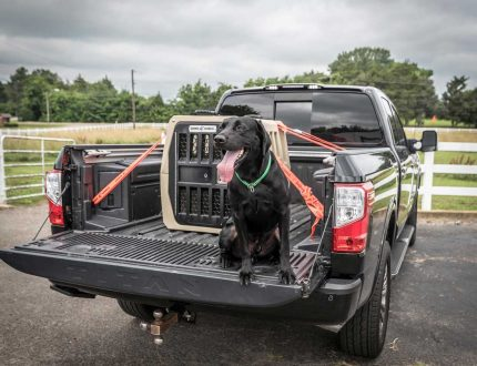 Dog Crates for Truck Beds