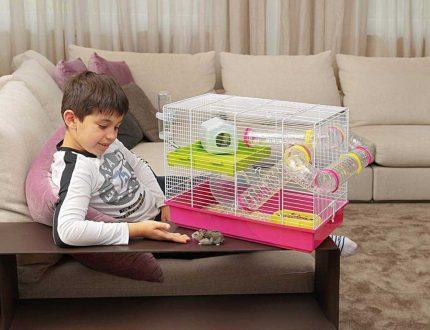 Ferplast Hamster Cage