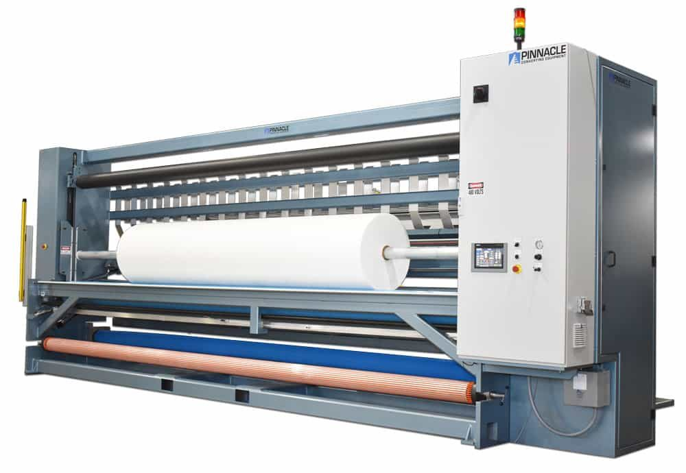 220in Non-Woven Surface Slitter Rewinder