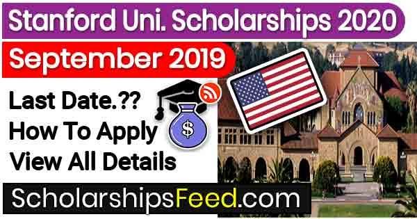 Knight Hennessy Scholarship 2020 program,Stanford University Scholarships 2020, Stanford university scholarship 2019, 2020 for international students in USA