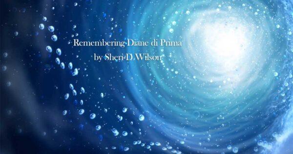 Remembering Diane di Prima video featured image | Sheri-D Wilson