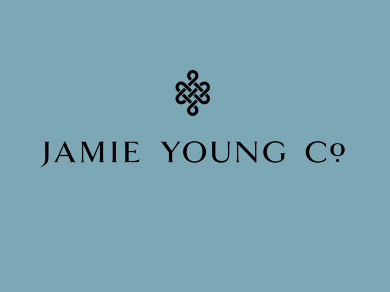 Jamie Young Logo Design