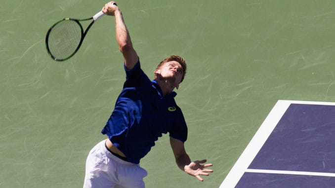 David Goffin v Cameron Norrie Live Streaming, Prediction